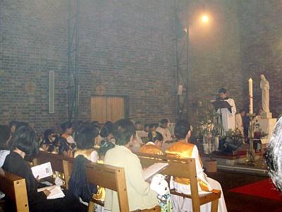 Pariisi koguduses