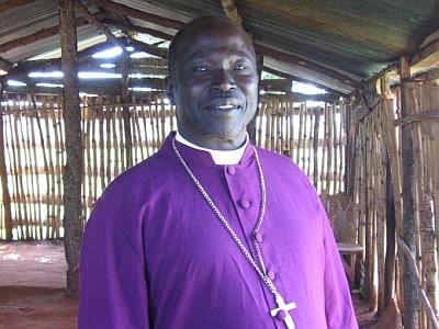 Bishop Samuel Lubogo, Uganda