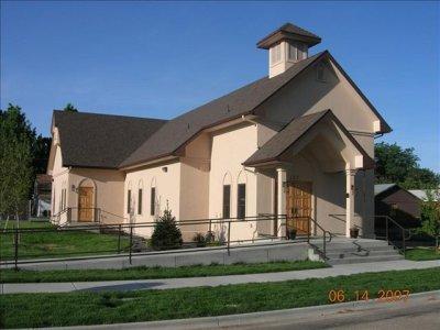 Meridiani kirik