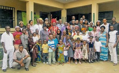 Nigeerias rajati esimene KEK kogudus
