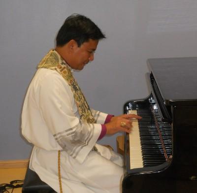 Piiskop ja klaver