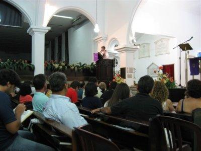 Recife koguduses