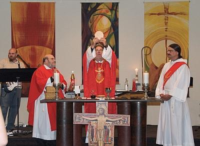 Elutee koguduse kirikusaal