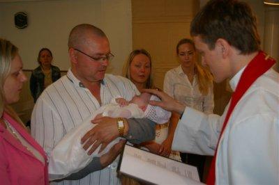 Gettren Grossthali ristimine